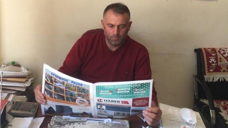 Gazetemiz Hacıbektaş İlçesi'nde