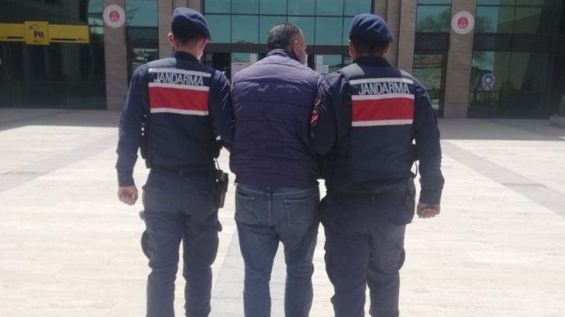 Derinkuyu'da Hapis Cezası İle Aranan Firari Yakalandı
