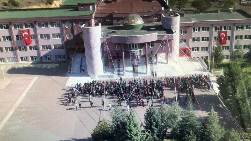 2021 MSÜ Türkiye 12.si ve Nevşehir 1.si Altınyıldız Koleji'nden