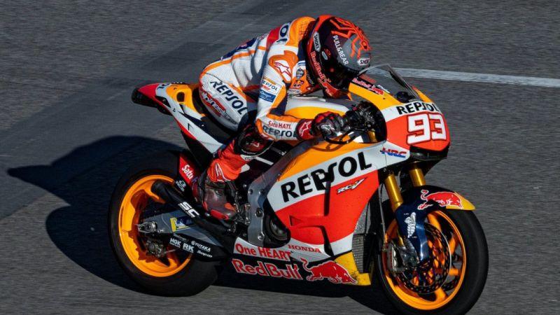 Marc Marquez, MotoGP İspanya GP'sinde Zafer İçin Piste Çıkıyor