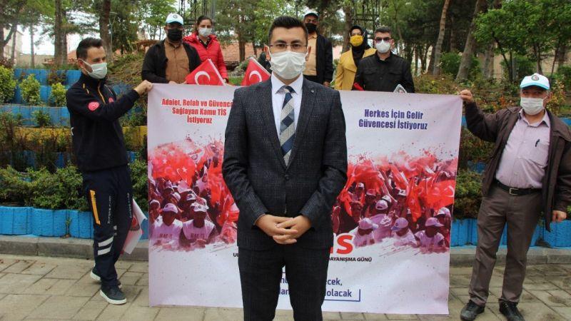 HAK-İŞ'ten 1 Mayıs İşçi Bayramı Açıklaması