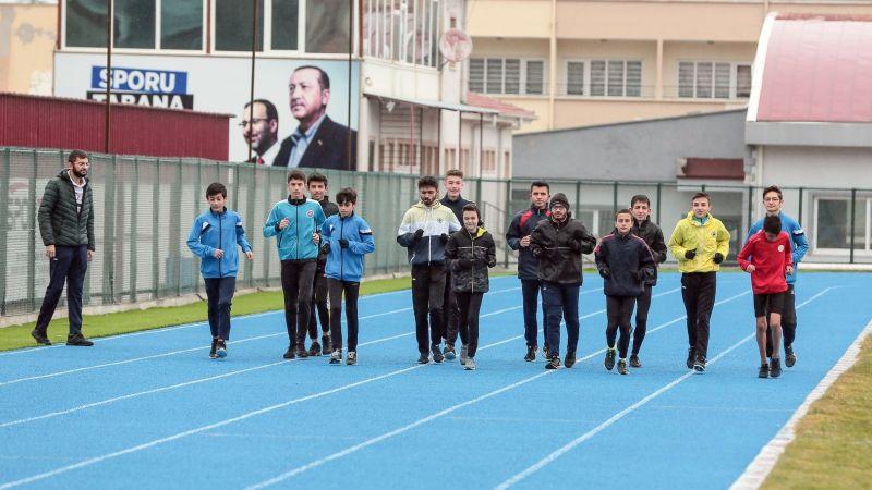 Nevşehirli Atletler Olimpik Deneme Yarışlarına Katılacak