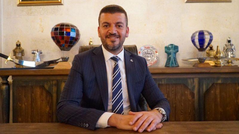 Başkan Mehmet Aktürk'den 1 Mayıs İşçi Bayramı Mesajı