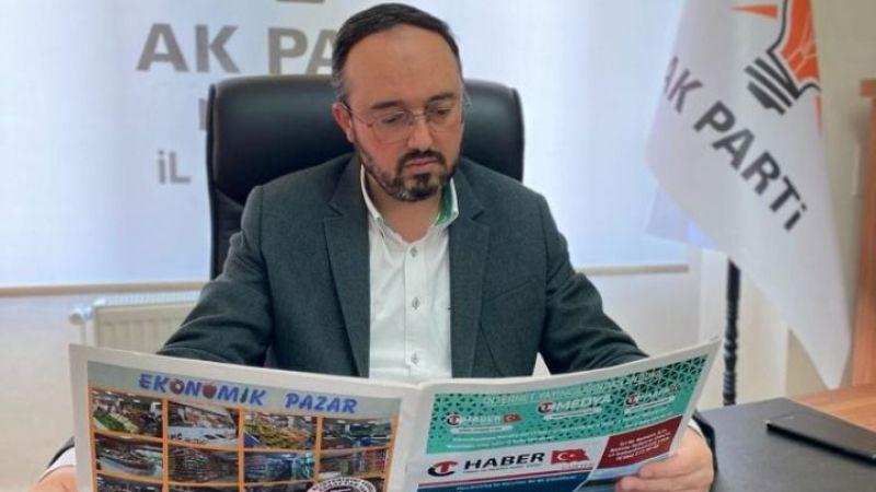 Başkan Kemikkıran da CT Haber Gazetesi Okuyor!