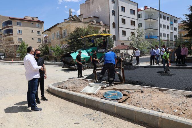 Nevşehir Belediyesi Ekipleri Kapanmada Tam Kadro Sahadalar