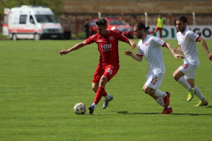 Nevşehir Belediyespor: 1 Çankaya FK: 2