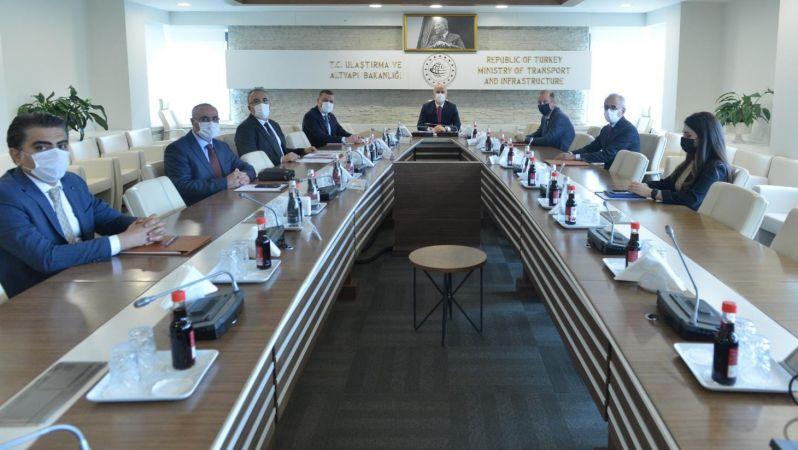 Nevşehir Heyetinden Ankara Çıkarması