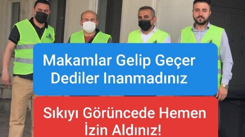 İşte Nevşehir'de İbretlik Bir Olay Daha!