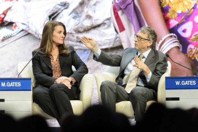 Bill Gates ve Eşi Boşanacaklarını Açıkladılar