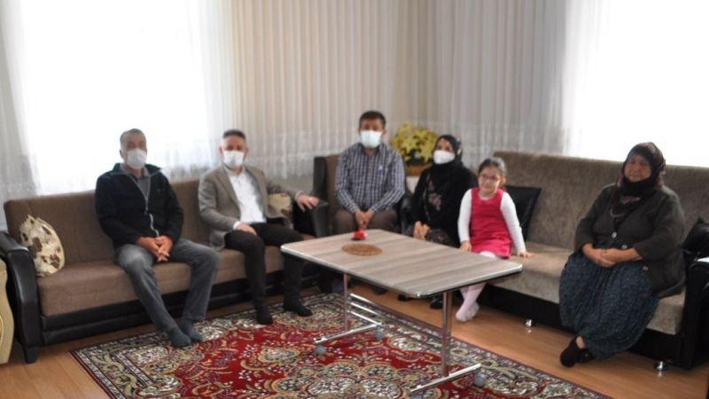 Ortahisar'da Anlamlı Anneler Günü Ziyaretleri