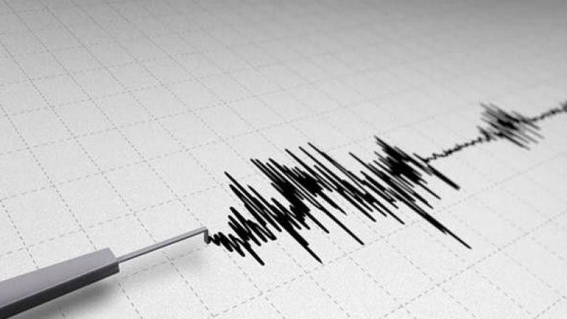 Yahyalı'da 2.9 Şiddetinde Deprem