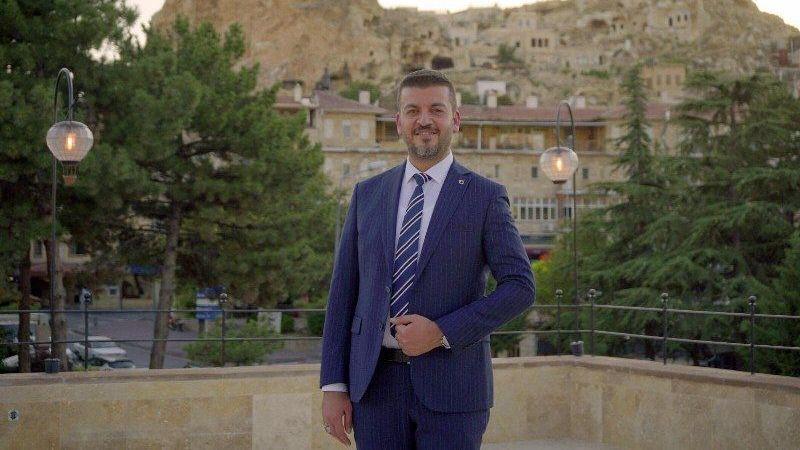 Başkan Aktürk'den Ramazan Bayramı Mesajı