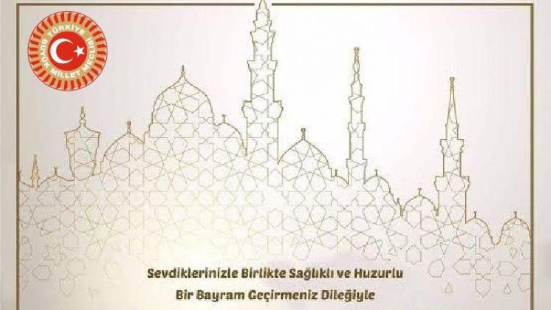 Milletvekili Menekşe'den Ramazan Bayramı Tebrik Mesajı