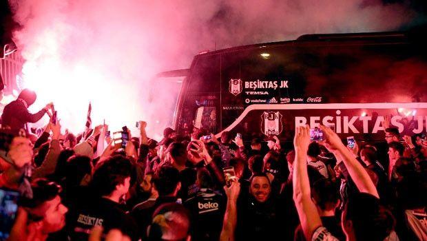 Süper Lig Şampiyonu Beşiktaş Oldu!