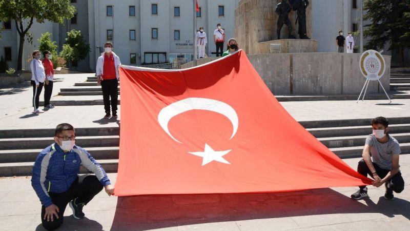 Nevşehir'de Gençlik Haftası Başladı
