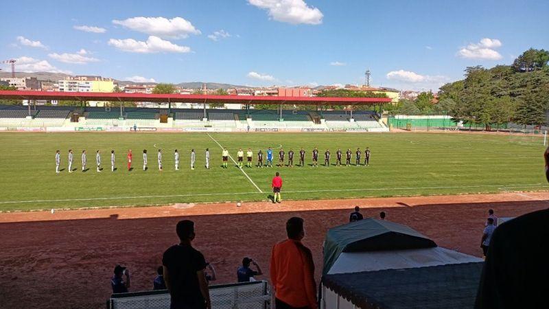 Kırşehir Belediyespor, TFF 2. Lig Play-off'da Yarı Finale Yükseldi