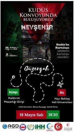 """AGD: """"Katılımlarınızı Bekliyoruz, Filistin Yalnız Kalmasın!"""""""