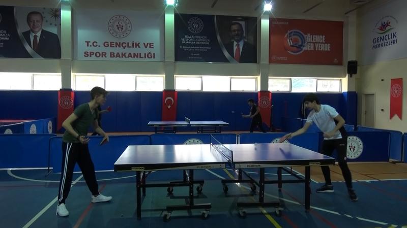 Nevşehir'de Gençlik Haftası Doyasıya Kutlanıyor