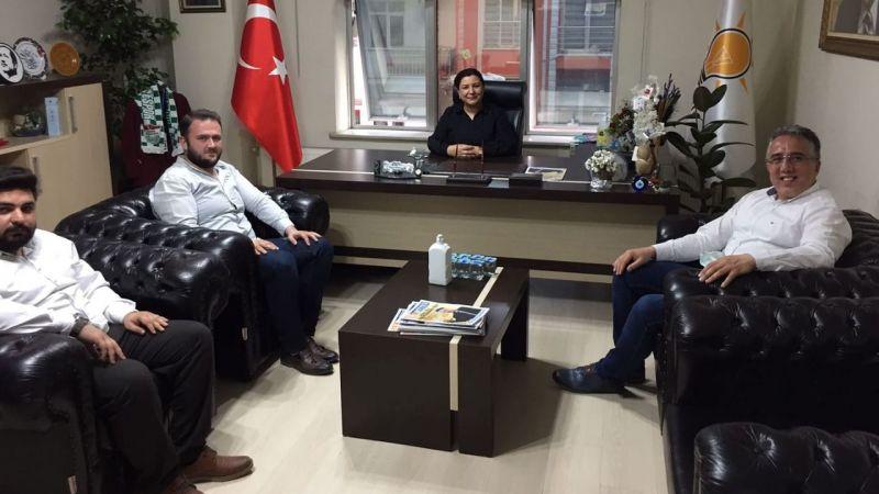 Başkan Savran Kırşehir'deydi