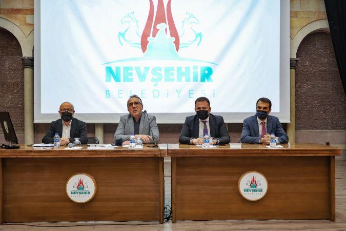 Nevşehir Belediye Meclisi'nden İsrail'e Tepki