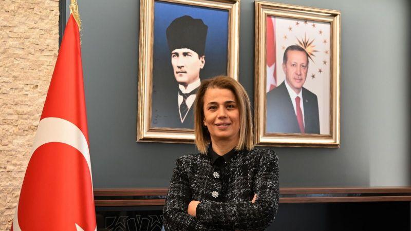 Vali Becel 19 Mayıs Atatürk'ü Anma, Gençlik ve Spor Bayramını Kutladı