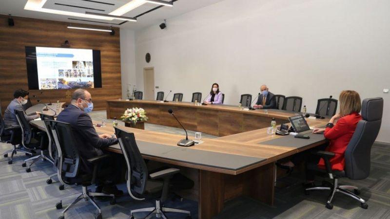Kapadokya Alan Başkanlığında Sportif Faaliyetler Toplantısı