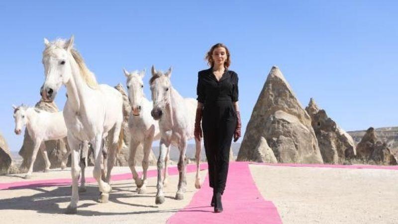 Kapadokya Moda İle Renklendi