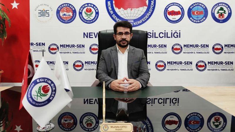 """Çiftçi: """"2300 Kere Teşekkürler Nevşehir"""""""