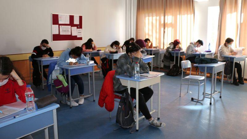 Altınyıldız Koleji'ndeÜniversite Deneme Sınavları Serisi