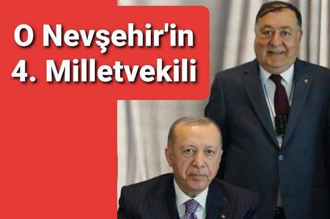 Nevşehir'in Adeta 4. Milletvekili Gibi Çalışıyor