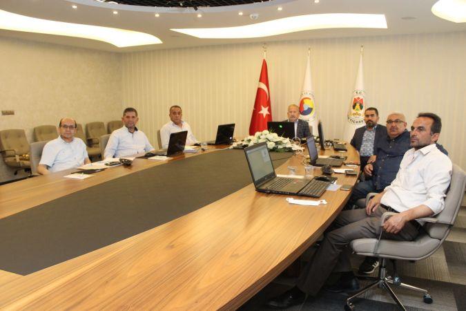 Başkan Salaş ve NTB Delegeleri TOBB Genel Kurulu'na Katıldı