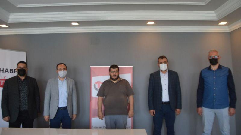Nevşehir AK Parti'den CT Haber'e Ziyaret