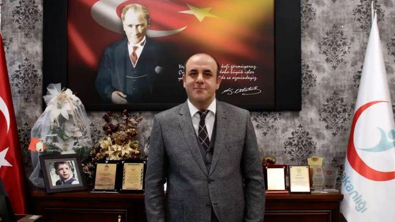 """Sağlık Bakanı Koca'nın """"Kolları Sıvıyoruz"""" Kampanyasına Nevşehir de Katıldı"""