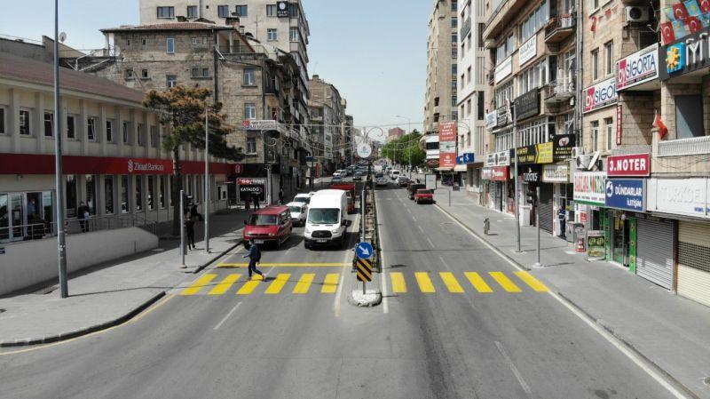 Nevşehir'de Toplam Araç Sayısı Açıklandı