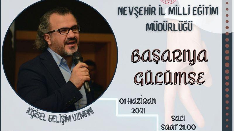 Nevşehir'de 12. Sınıf Öğrencilerine Çevrimiçi Seminer!