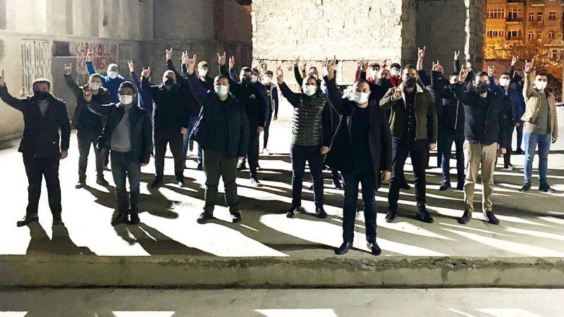 Nevşehir Ülkü Ocakları Düğmeye Basıyor