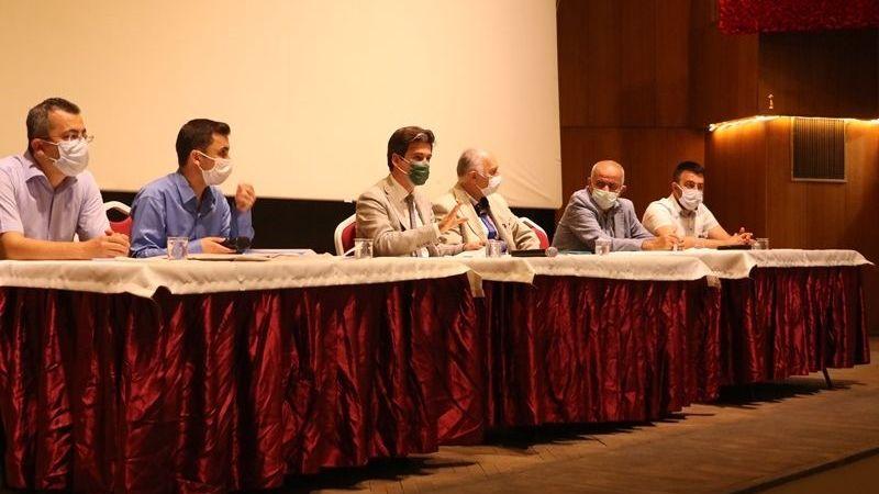 Ürgüp Köylere Hizmet Götürme Birliği'nin Faaliyetleri Masaya Yatırıldı