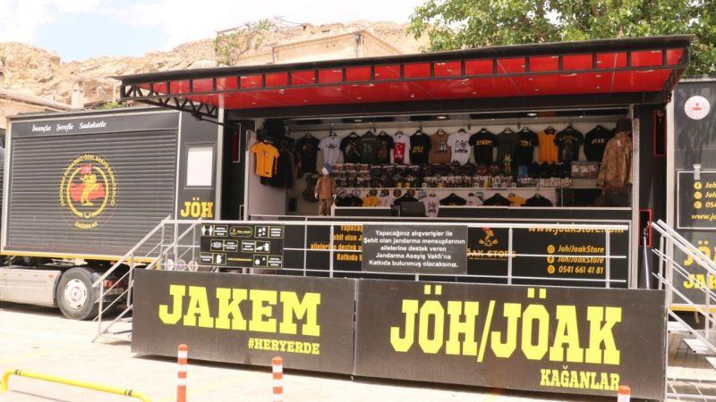 JAKEM Store Ürgüp Meydanında Satışlara Başladı!