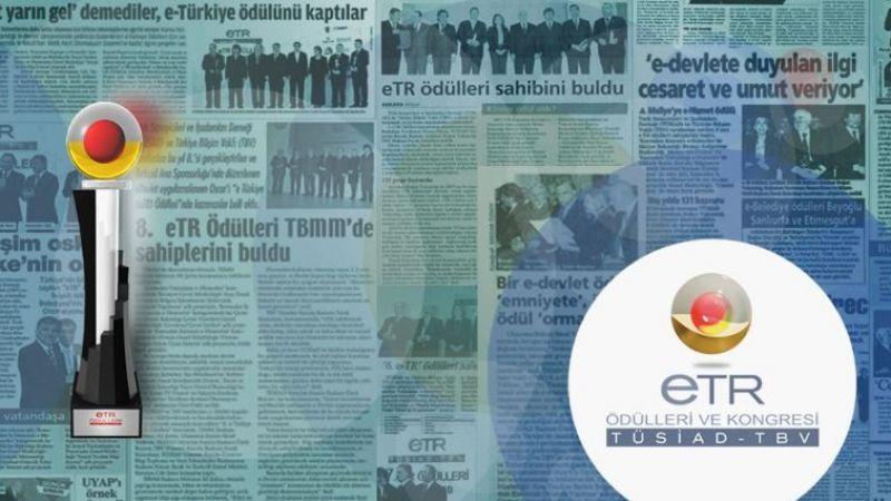 15'inci eTürkiye Ödülleri Çevrimiçi Törenle Sahiplerini Buldu