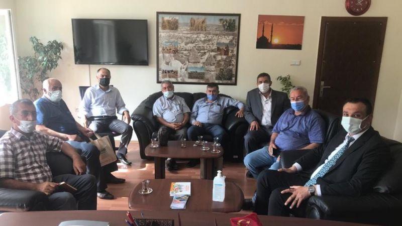 Yetkililerden Nevşehir'de Kuraklık Riski Değerlendirmesi