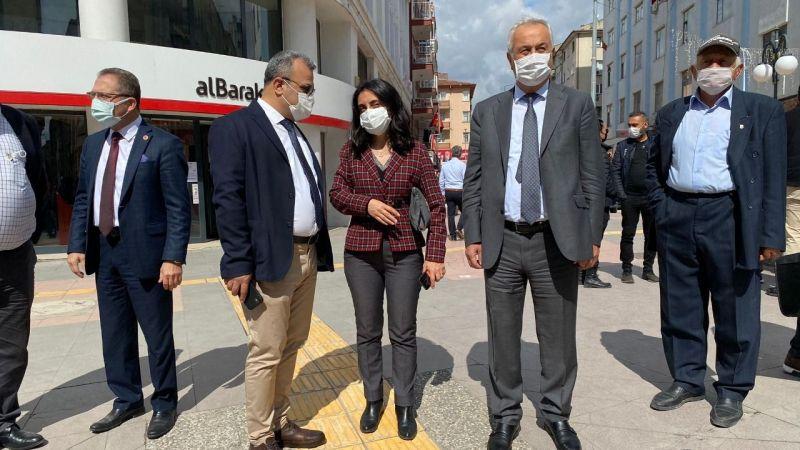 Sarıaslan Çankırı'da Vatandaşlarla Bir Araya Geldi!