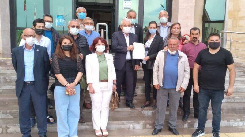 CHP Ürgüp İlçe Başkanlığı'ndan Suç Duyurusu