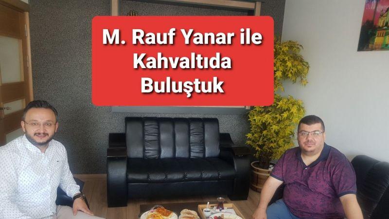 Mustafa Rauf Yanar'dan, Samimi Açıklamalar