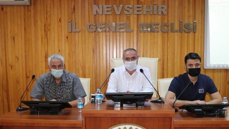 Nevşehir İl Genel Meclis Toplantısı