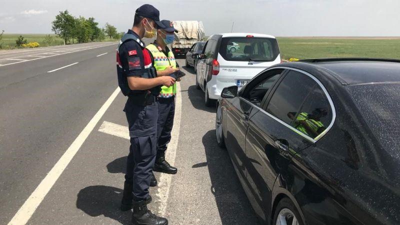 Nevşehir İl Jandarma Komutanlığı Sıkı Denetimde