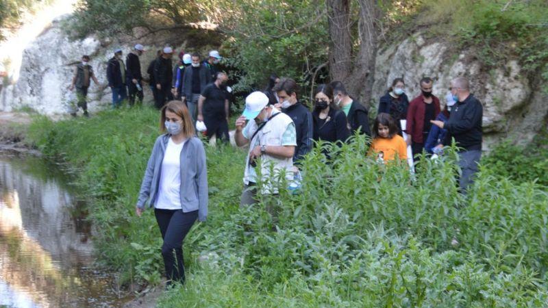 Nevşehir Valiliğinden Gomeda Vadisine Yürüyüş Düzenlendi