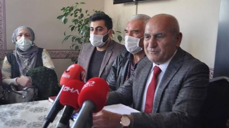 İYİ Parti İl Başkanı Ay'dan Üniversite Yönetimi Açıklaması