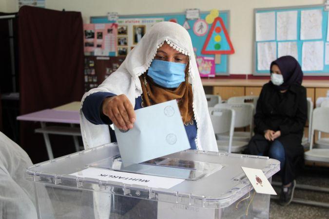 Nevşehir'de Dört Köyde Muhtarlık Seçimi Yapıldı