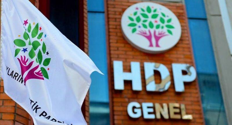 HDP'nin Kapatılması İstemiyle Yeniden Dava Açıldı