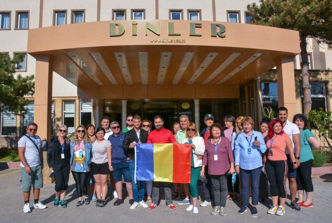 Romanyalı Acenteler Kapadokya'ya Misafir Oldu